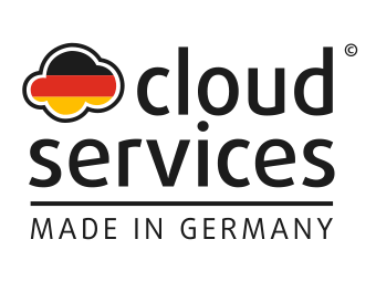Mitglied der Initiative Cloud Services Made in Germany